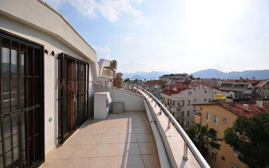 Seaview apartments for sale in marmaris