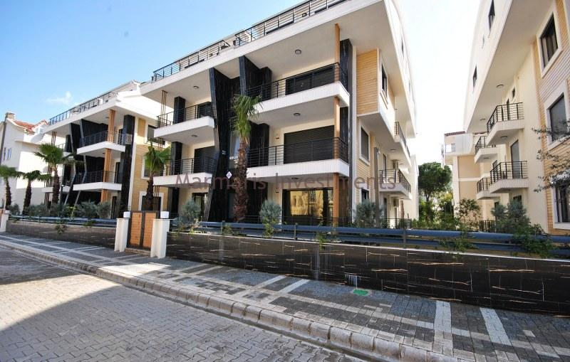 apartments in marmaris for sale